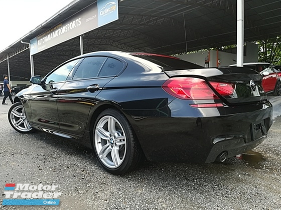 2015 BMW 640i Gran Coupe 3.0 M-SPORT
