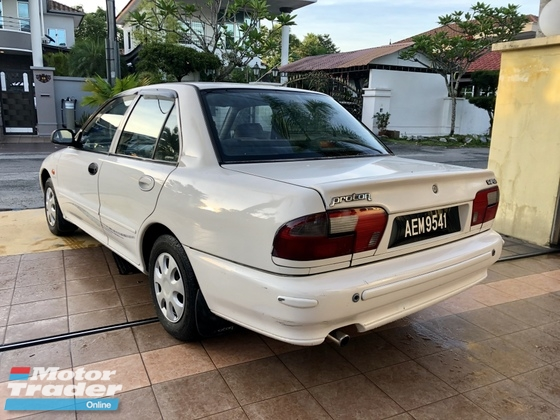 2002 PROTON WIRA 1.5 GL ONE OWNER ( M )
