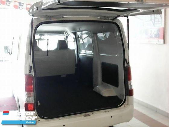 2018 daihatsu gran max panerl van