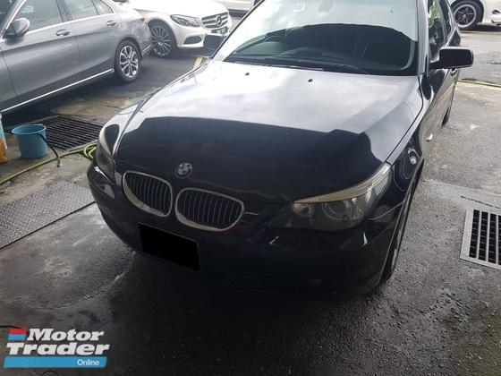 2006 BMW 5 SERIES 525i 2.5 (A) JAPAN SPEC (ACTUAL YR MADE 2006)