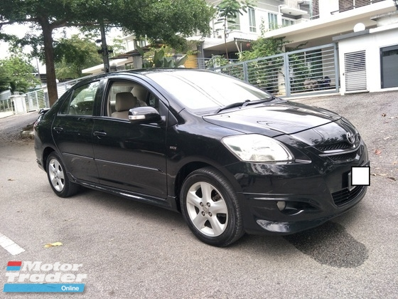 2010 TOYOTA VIOS 1.5G LIMITED (AT) * 9/10 TOP CONDITION