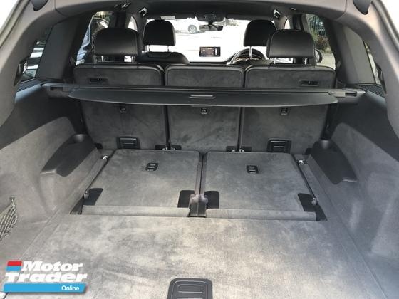 2015 AUDI Q7 Unreg Audi Q7 3.0 TDI Turbo Diesel PowerBoot Keyless Push Start