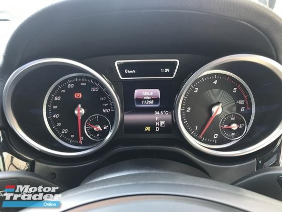 2016 MERCEDES-BENZ GLS 350D AMG (8222)