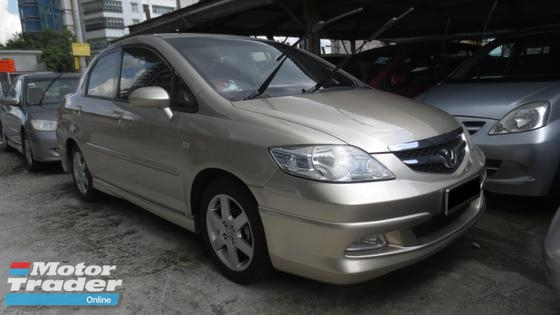 2007 HONDA CITY 1.5 iDSi