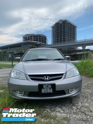 2004 HONDA CIVIC 1.7 iVTEC