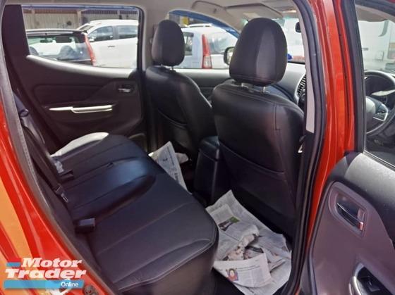 2015 MITSUBISHI TRITON 2.5 ADVENTURE 4WD (A) FULL LOAN