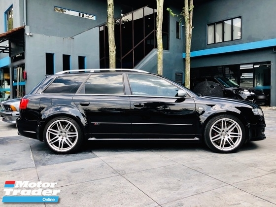 2007 AUDI RS4 AVANT (M) 4.2 V8 FSI QUATTRO WELL MAINTAINED