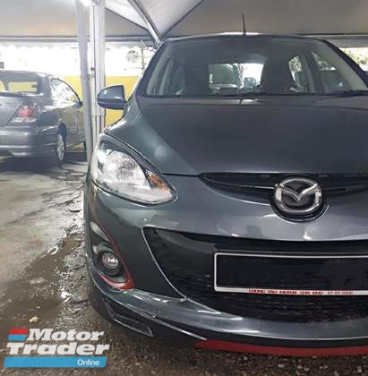 2011 MAZDA 2 1.5 HATCH BACK V-SPEC