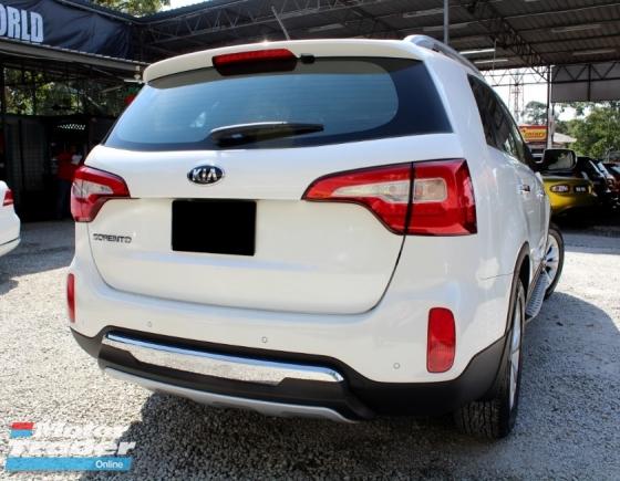 2013 KIA SORENTO Kia SORENTO 2.3 4WD NEW F/LIFT PANORAMIC WARRANTY
