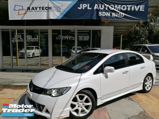 2009 HONDA CIVIC FD FULLSET MUGEN RR BODYKIT FULL LOAN TIP TOP CONDITION !!!!!!!