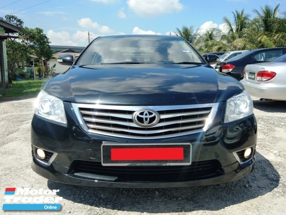 2011 TOYOTA CAMRY 2.0G FACELIFT TRD BODYKIT LEATHER SEAT