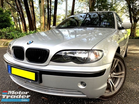 2004 BMW 3 SERIES 325I SPORTS (CKD) 2.5 (A) LOCAL SPEC