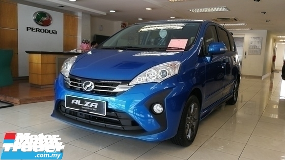 2020 PERODUA ALZA 1.5 🚨 FAST STOCK 🚨 ALL COLOR
