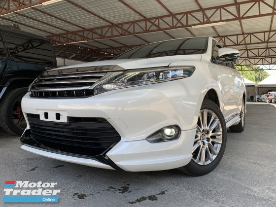 2014 TOYOTA HARRIER  2.0 ELEGAN SPEC NEW FACELIFE 2014 UNREG
