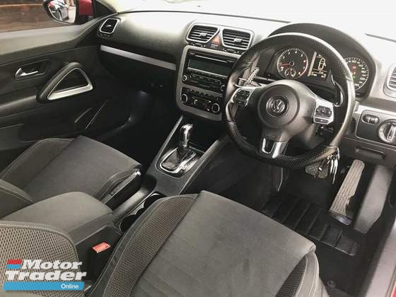 2012 VOLKSWAGEN SCIROCCO 1.4 TSI Hatchback PERFECT CONDITION ADD EXHAUST SOUND CONTROL