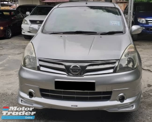 2013 NISSAN GRAND LIVINA IMPUL 1.8L (A) HIGHEST SPEC WITH NEPAL LEATHER SEAT