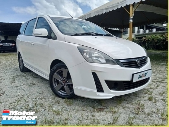 2014 PROTON EXORA 1.6 (A) CFE BOLD 7 SEATER 1 CAREFUL OWNER ACC FREE GOOD CONDITION PROMOTION PRICE \