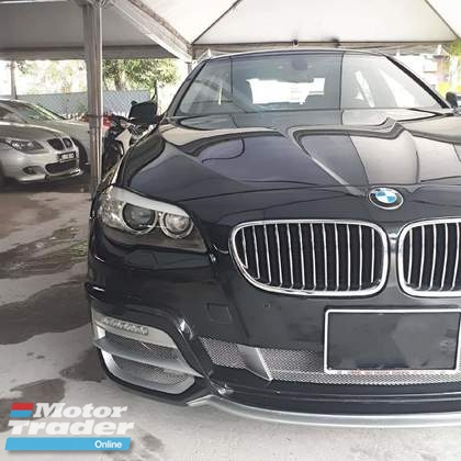 2011 BMW 5 SERIES 528I WALD BLACK BISON JAPAN SPEC