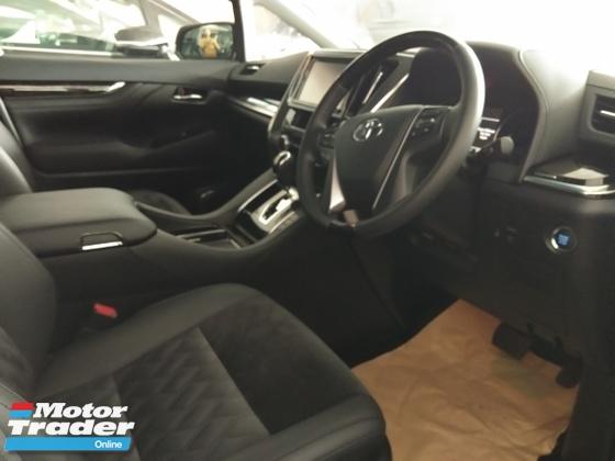 2015 TOYOTA VELLFIRE 2.5ZG 7seat Recon unregistered.👍