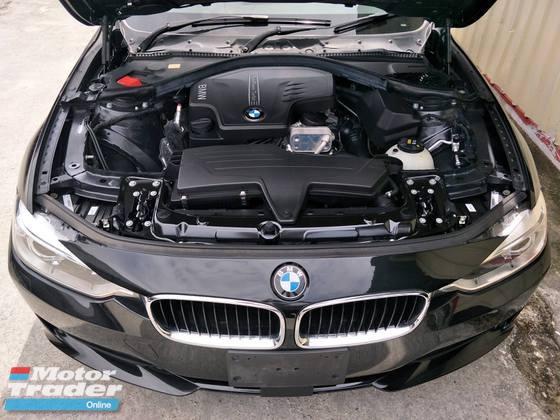 2014 BMW 3 SERIES BMW 320i LUXURY 2.0 TWIN POWER TURBO