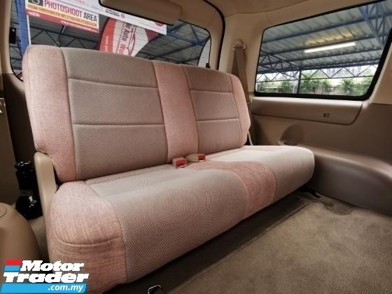 2011 FORD EVEREST Ford EVEREST 3.0 XLT (A) 4WD FORTUNER WARRANTY