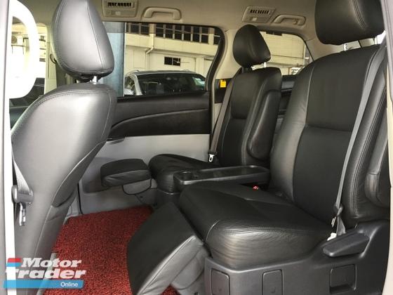 2008 TOYOTA ESTIMA 2.4 AERAS 7 Seat, 2 PD, Leather, Free Warranty REG 2013