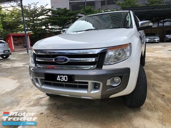 2012 FORD RANGER 2.5 XL TDI 4X2 DOUBLE CAB  DIESEL YEAR END SALE NO SST NEW YEAR NEW CAR ACCIDNT FREE CAR