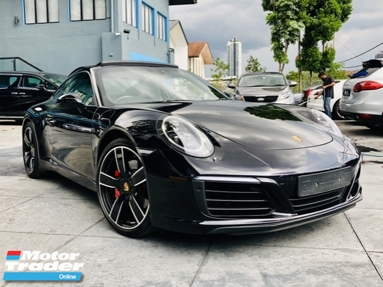 2017 PORSCHE 911 (991.2) CARRERA S 3.0 S\' TURBO WITH MANY EXTRAS