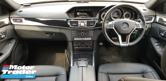 2015 MERCEDES-BENZ E-CLASS E250 AMG 2.0 NFL UNREG JP SPEC CLEARANCE PRICE AT RM213,000.00 NEGO