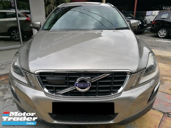 2013 VOLVO XC60 T5 ENGINE SUPERB SUV TIP TOP CONDITION FULL LOAN YEAR END PROMOTION!!!