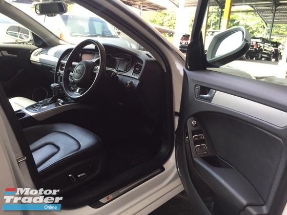 2014 AUDI A4 1.8 S-Line FACELIFT, Service by Audi Mal, Free Warranty