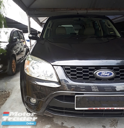 2013 FORD ESCAPE 2.3 XLT 4X4 _ KING CONDITION
