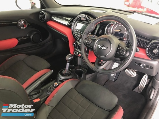 2018 MINI 3 DOOR JCW AMPLIFIED EDITION BY INGRESS AUTO