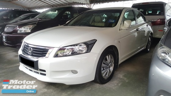 2010 HONDA ACCORD 2.0 VTI-L