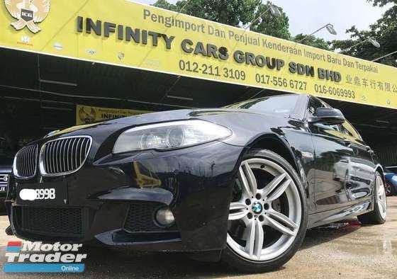 2011 BMW 5 SERIES 528I M-SPORTS I-DRIVE ORIGINAL CONDITION TIP TOP