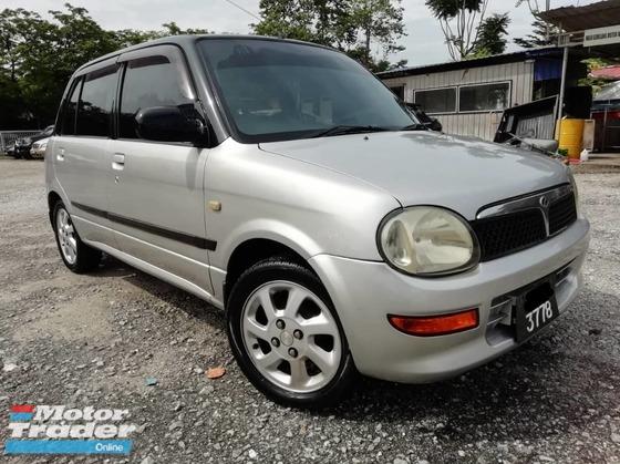 2004 PERODUA KELISA Perodua Kelisa 1.0 (A)