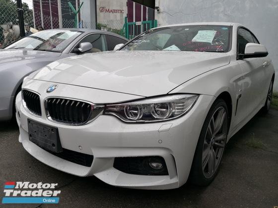 2014 BMW 4 SERIES 428i 2.0 MSPORT COUPE JAPAN SPEC UNREG 2014