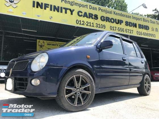 2007 PERODUA KANCIL FULL SPEC  LEATHER SEAT SERIOUS BUYER ONLY