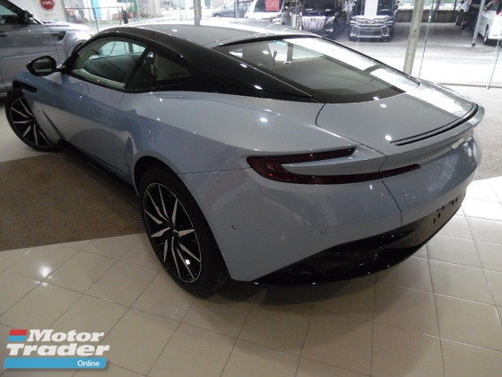2017 ASTON MARTIN DB11 5.2 V12 TWIN TURBO