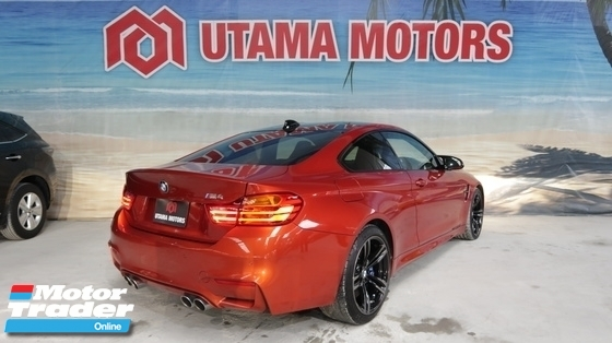 2015 BMW M4 3.0 TWIN POWER TURBO CARBON FIBER ROOF REAR VIEW CAMERA PROMOTION