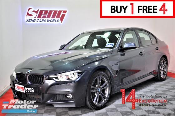 2018 BMW 3 SERIES BMW 330E 2.0 F30 16K-Mil M-Sport U/Warranty