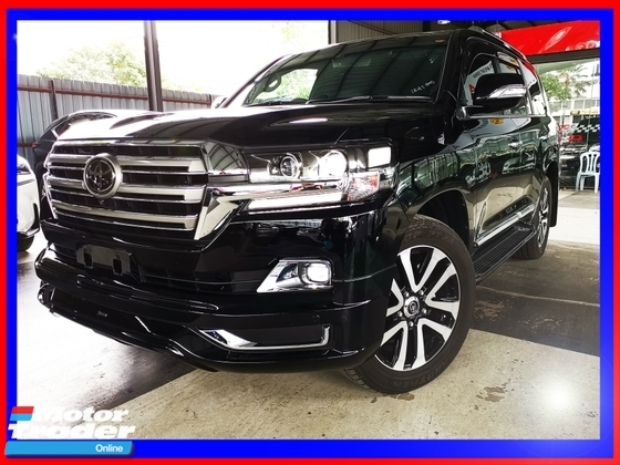 2017 TOYOTA LAND CRUISER G FRONTIER FULL SPEC JAPAN IMPORTED - UNREG -