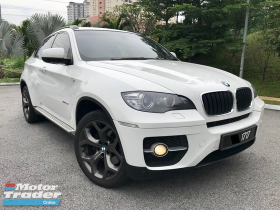 2010 BMW X6 XDRIVE 35I M-SPORT CBU JAPAN IMPORTED (A)