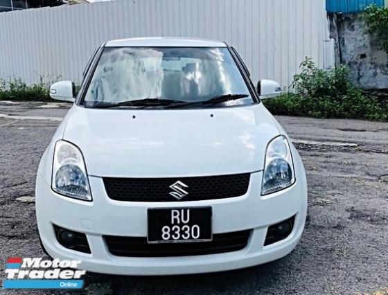 2011 SUZUKI SWIFT Premium Specs Keyless Push Starts Superb Condition