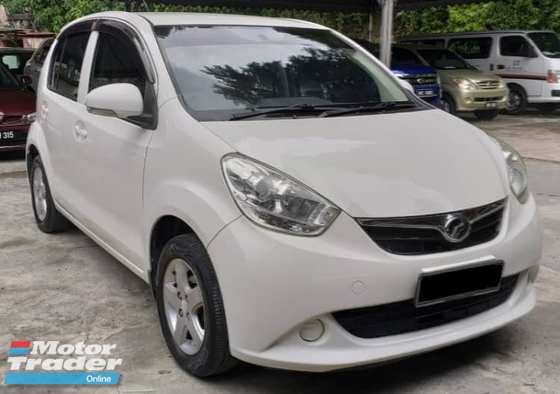 2012 PERODUA MYVI 1.3 SE EZI (A) 1 OWNER TIP TOP FULL LOAN LAGI BEST MODEL