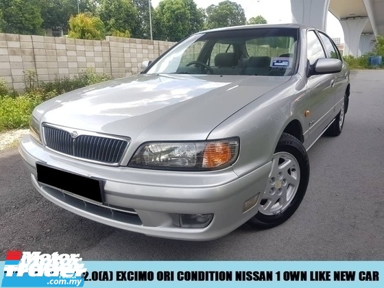 2002 NISSAN CEFIRO 20EXCIMO ORIGINAL CAONDITION LIKE NEW CAR 1 OWNER