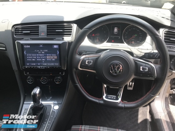 2014 VOLKSWAGEN GOLF GTI 2.0 TURBO (9128)