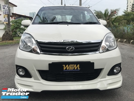 2013 PERODUA VIVA 1.0 ELITE (A) TEACHER OWNER FULL SERVICE RECORD LIKE NEW