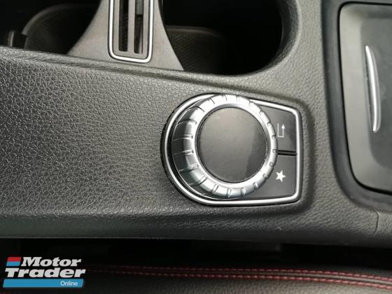 2015 MERCEDES-BENZ GLA GLA250 2.0 Turbo Charged