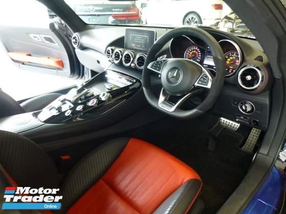 2015 MERCEDES-BENZ GTS AMG 4.0 V8